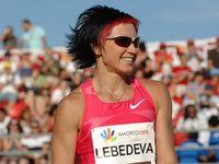Татьяна Лебедева в Берлине хочет выступить в двух видах