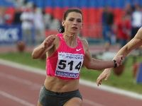 Евгения Полякова: « Я с детства не любила бегать»