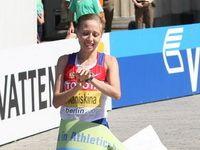 Каниськина – двукратная чемпионка мира