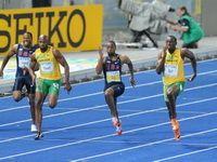 Биомеханический анализ бега на 100 метров