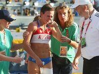 Потери у сборной России