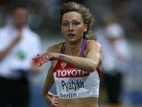 Анна Пятых — бронзовый призер