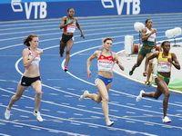 Биомеханический анализ финала на 400 м у женщин