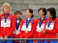 Наши — третьи в Кубке мира по марафону