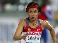 Лебедева «Впервые в жизни радовалась серебряной медали, как золотой»