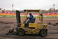 Реконструкция стадиона во Владимире — новые перспективы легкой атлетики