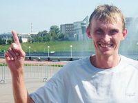 Сергей Лукин — чемпион России в полумарафоне