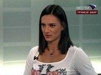 Интервью с Еленой Исинбаевой