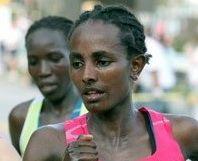 Эфиопки выиграли командный полумарафон «Рок-н-ролл»