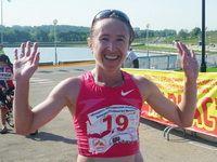Сильвия Скворцова – вторая на Берлинском марафоне