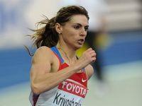 Антонина Кривошапка – вторая
