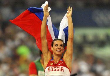 В прыжках россиянки имеют лучшие рейтинги в мире