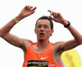 Вайдлингер обыграл двух олимпийских чемпионов в марафоне