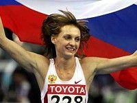 Котова с медалью