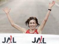 Светлана Захарова выиграла марафон в Гонолулу