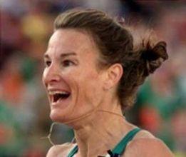 Соня О`Салливан снова на Олимпиаде
