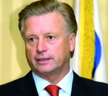 Леонид Тягачев – президент, Игорь Казиков – первый вице-президент