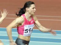 Финал в беге на 60 метров у женщин