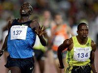 3000 метров с рекордом