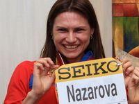 Наталья Назарова — гость «Спортивного канала «Маяка»