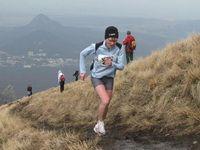 Открытие сезона горного бега
