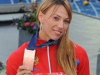 Четыре медали во Франции