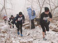 Состоялись чемпионат и первенства России по горному бегу вверх