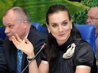 Парламентский час Исинбаевой и Лебедевой