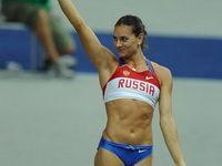 Елена Исинбаева берет тайм-аут