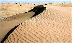 Марафон в песках
