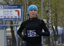 Чемпионат России в беге на 100 км