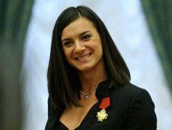 Елена Исинбаева стала послом
