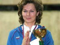 Ольга Котлярова  — спортсменка, красавица и замминистра
