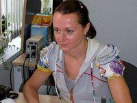 Интернет-конференция Елены Слесаренко