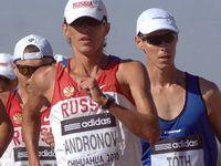 Юрий Андронов быстрее всех преодолел 50 километров