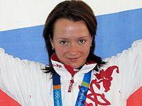 Елена Слесаренко выбирается