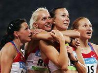 Олимпийские чемпионки не подкачали