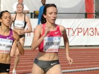 Савинова – лидер мирового сезона