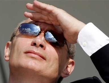 Путин в Жуковском