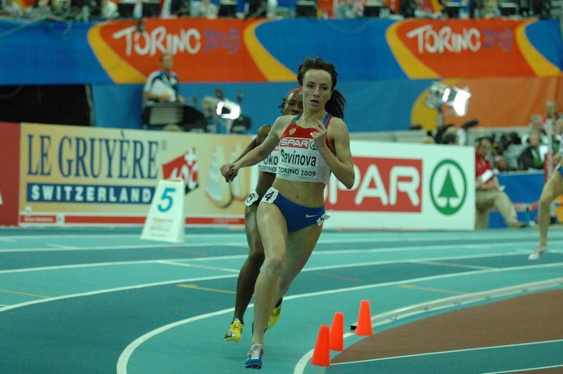 Мария Савинова — третья на Континентальном Кубке ИААФ