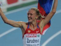 Заруднева повторила победный финиш Барселоны