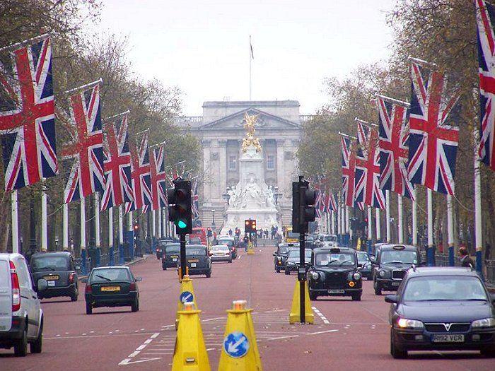 Британцы меняют маршрут