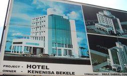 Новый отель Бекеле