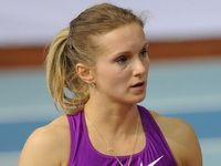 Киряшова чемпионка в шесте