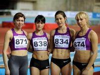 Утвержден мировой рекорд 4х800 м