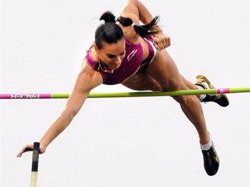 Победный дебют Исинбаевой