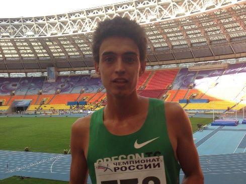 Ринас Ахмадеев – чемпион России