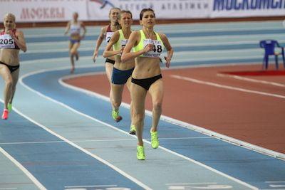 Победители в беге на 3000 метров
