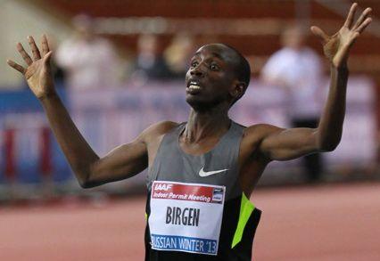 Лучший результат сезона в мире в беге на 1500 метров