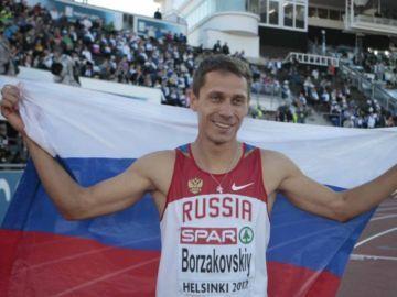 Исинбаева и Борзаковский в комиссии спортсменов ОКР